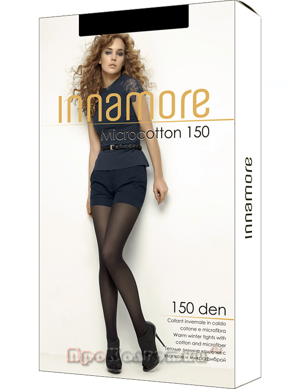 Колготки Innamore Microcotton 150 - фото 1