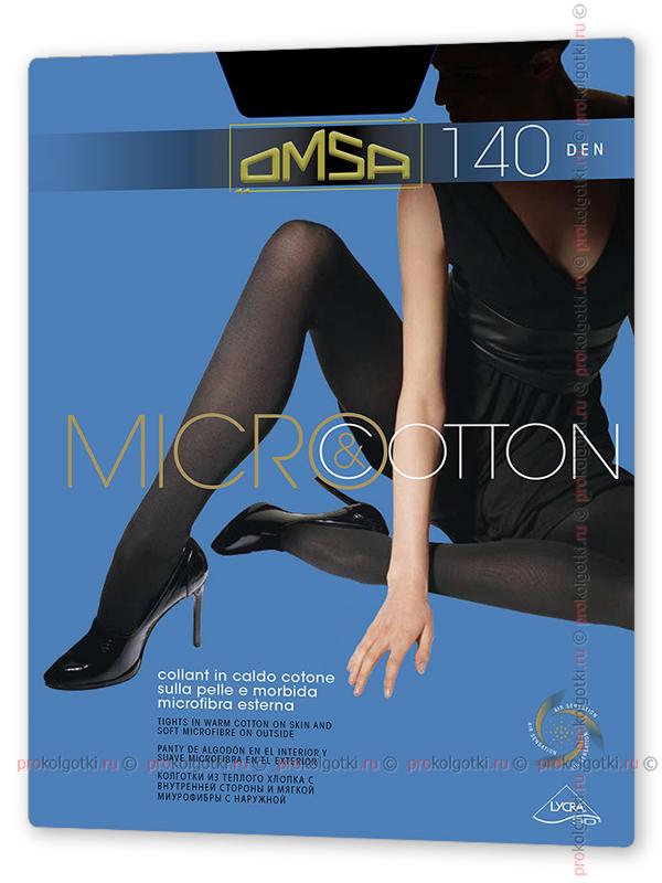 OMSA MICROCOTTON 140