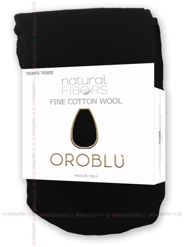 Колготки Oroblu Tessie Fine Cotton Wool - фото 1