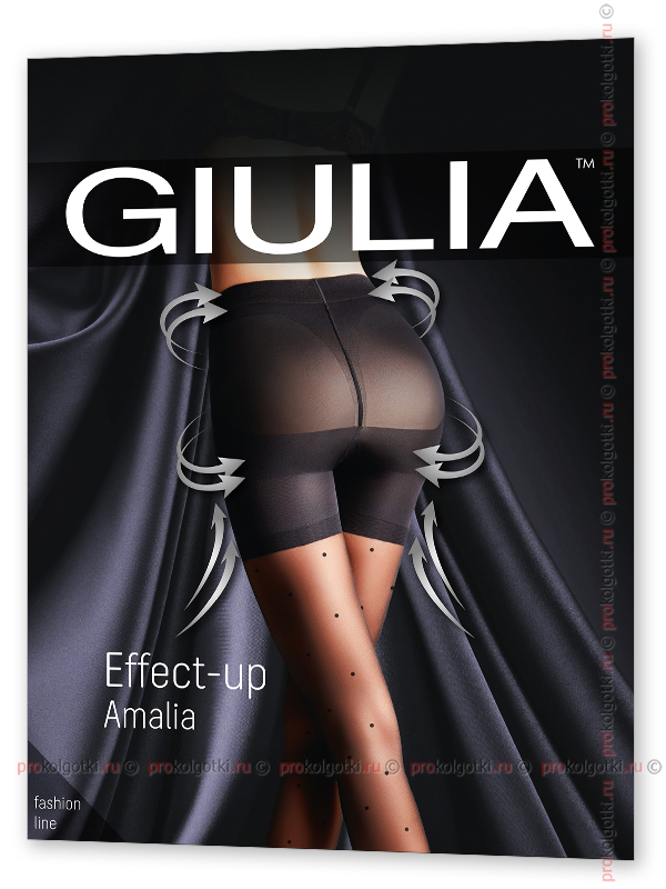 Колготки Giulia Effect Up Amalia 40 - фото 1