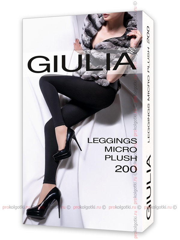 Леггинсы Giulia Leggings Micro Plush 200 - фото 1