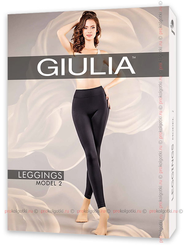 Леггинсы Giulia Leggings Seamless Model 2 - фото 1