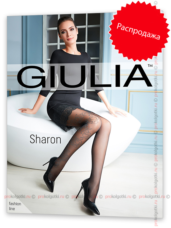 Колготки Giulia Sharon 20 Model 2 - фото 1