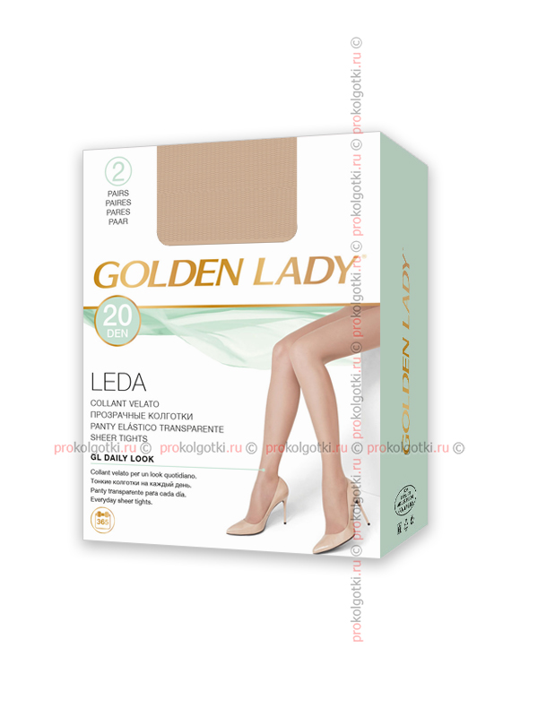 Колготки Golden Lady Leda 20 - фото 1