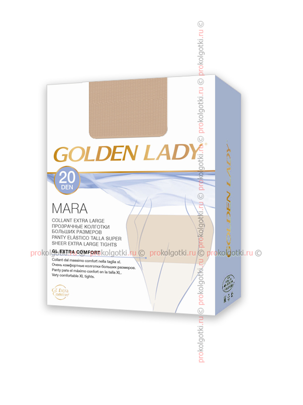 Колготки Golden Lady Mara 20 Xl - фото 1