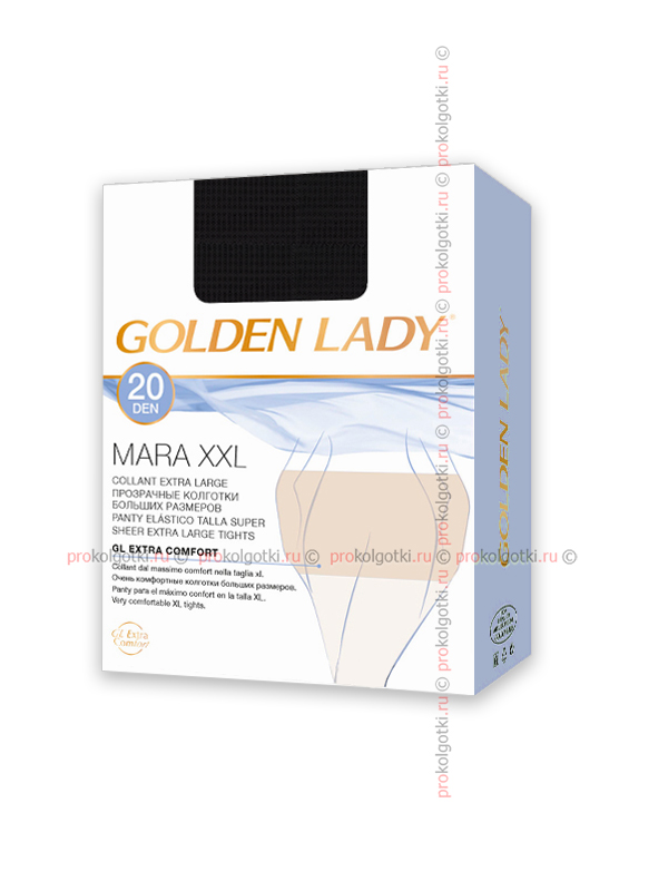 Колготки Golden Lady Mara 20 Xxl - фото 1