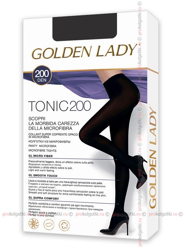 63b72d240c772 Колготки Golden lady Tonic 200 купить за 357.50 руб.: отзывы, фото ...