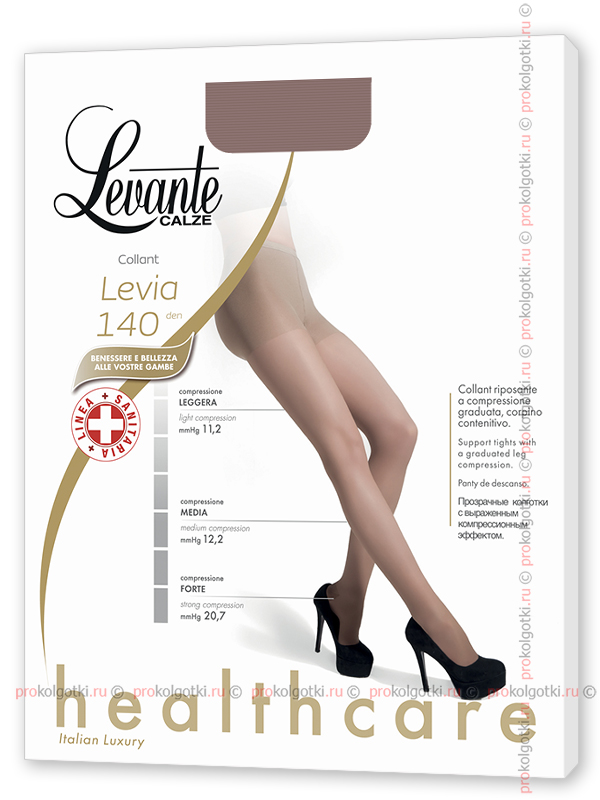 Колготки Levante Levia 140 Collant - фото 1