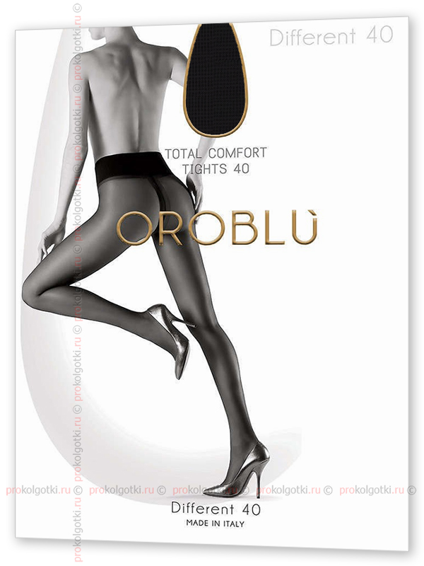 Колготки Oroblu Different 40 - фото 1