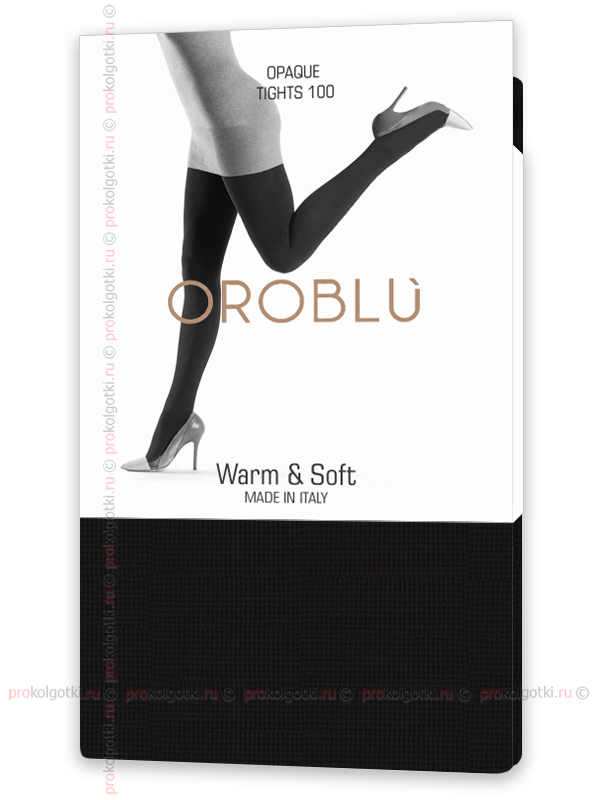 Колготки Oroblu Warm Soft 100 - фото 1